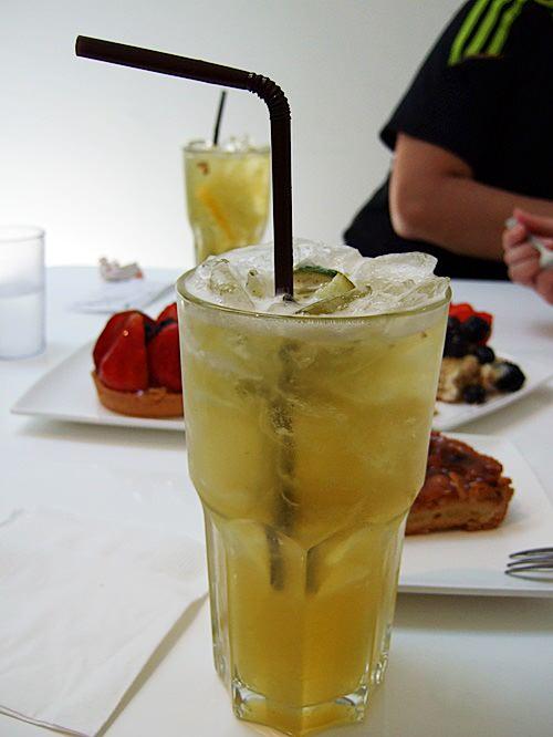 Drips specialty iced tea