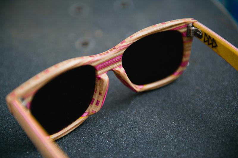 *回收滑板手作太陽眼鏡:SK8 SHADES環保時尚! 16
