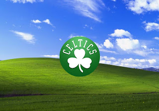 Boston Celtics Logo Wallpapers Bliss Day Landscape background