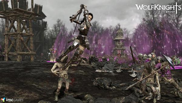 IMC Games công bố hình ảnh mới của Wolf Knights 14