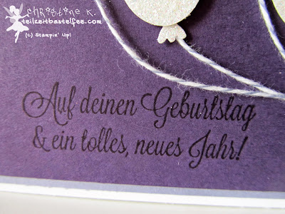 stampin up, birthday, geburtstag, another great year, dein tag