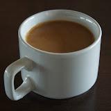 Indisk te. Lavet på mælk.