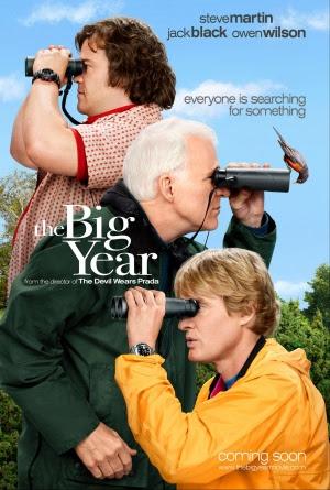 Filme Poster The Big Year DVDRip XviD & RMVB Legendado