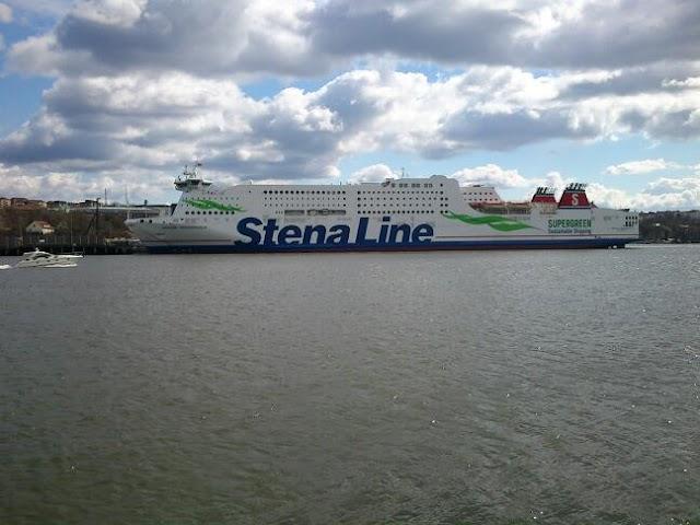 Göteborg/Stena Line/Denmark