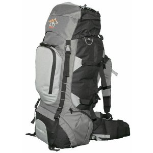 ATI Sierra80 80L Internal Frame Hiking Backpack | Internal Frame ...