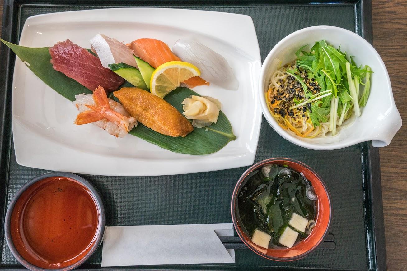 黒寿司セット