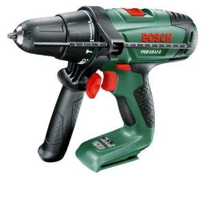 Buy Bosch PSB 18 LI-2 Cordless 18 Volt Hammer Drill, Baretool (no Battery or Charger)