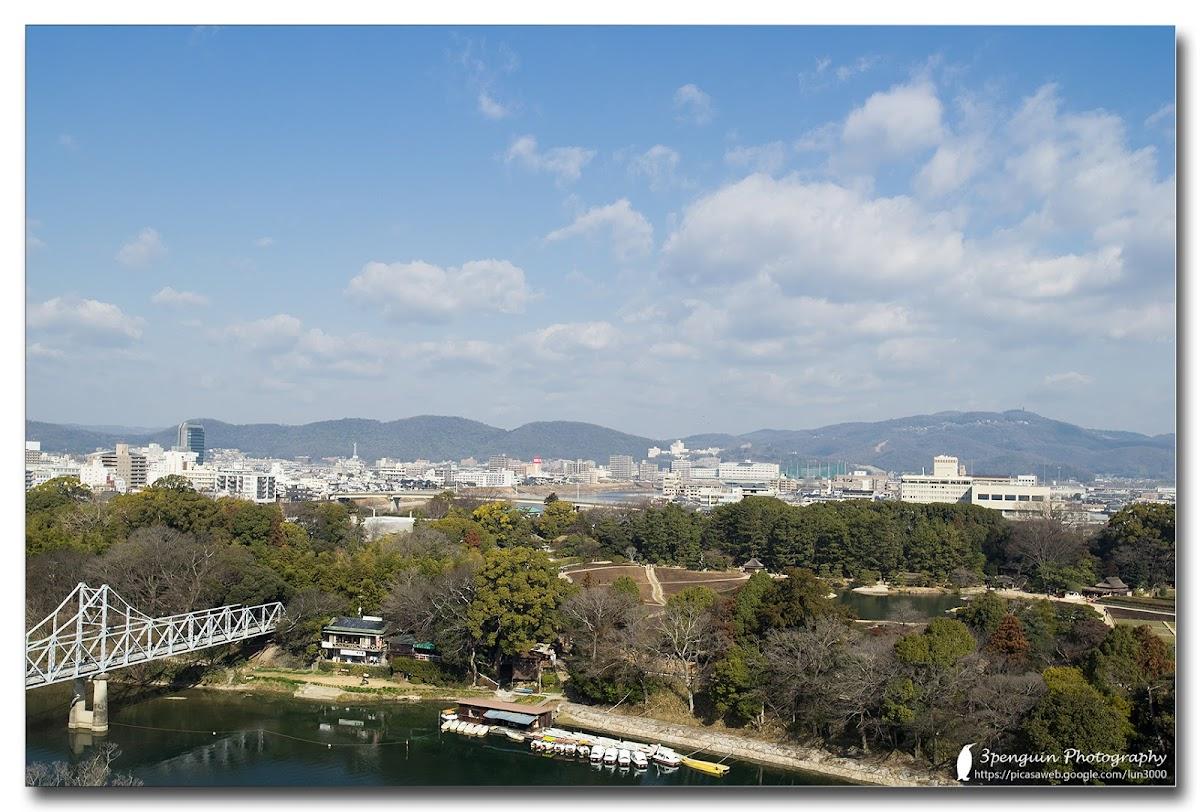 日本 岡山城 ~Winter 2013