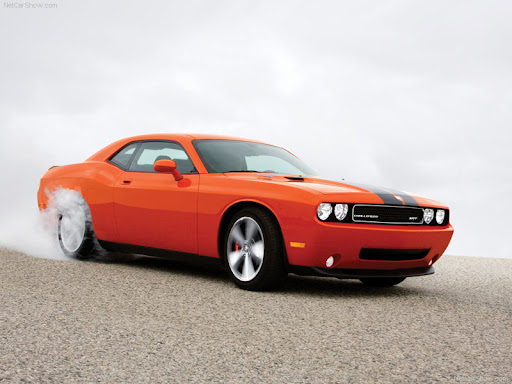 fast five challenger. Dodge Challenger SRT8 are