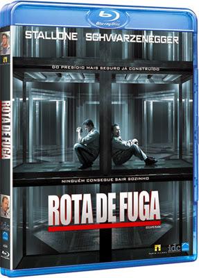 Filme Poster Rota de Fuga BDRip XviD Dual Audio & RMVB Dublado