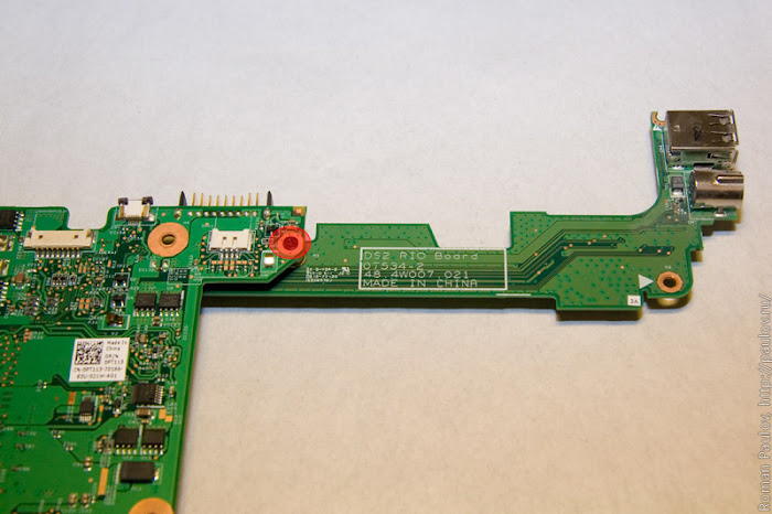 Как разобрать ноутбук Dell Inspiron 1525 51