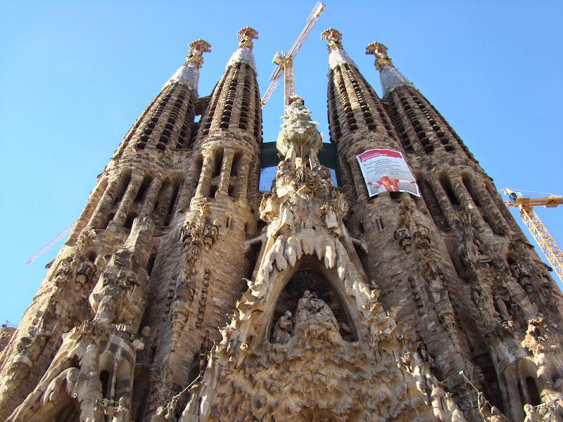 Ruta del Modernismo, Barcelona, Sagrada Familia