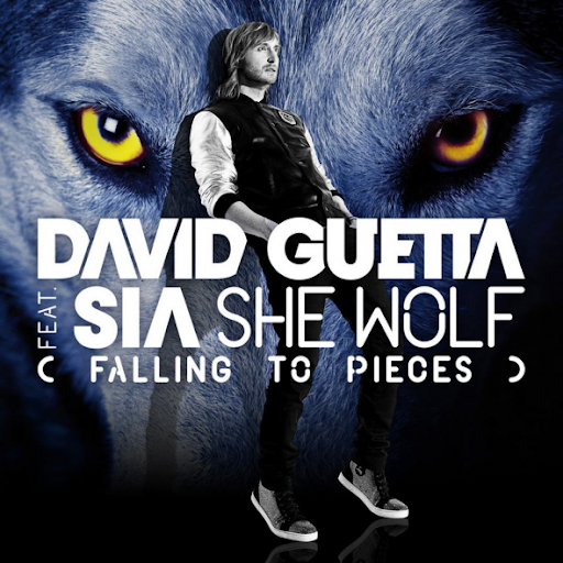David Guetta - Falling To Pieces ft Sia (She Wolf)