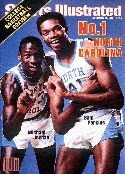 *Sports Illustrated:慶祝Michael Jordan 50歲生日封面特輯回顧! 5