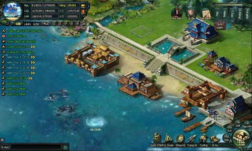 Game thủ Việt sẽ chống cướp biển trong Ngọa Long 2.0 3