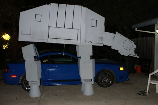 Star Wars AT-AT Costume