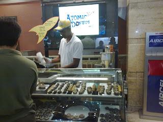 Atomic Donuts