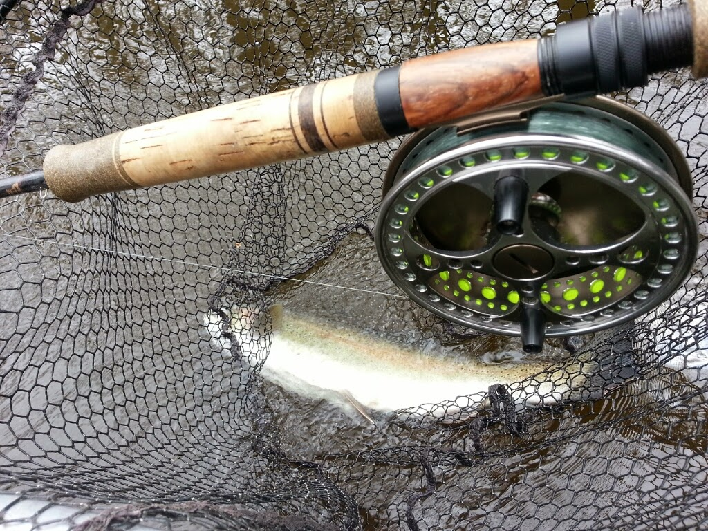 centerpin fishing for steelhead