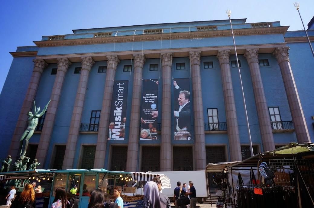 El Stockholmes Konserthus recibió a los 169 músicos de la Sinfónica Juvenil Teresa Carreño de Venezuela, que este domingo 25 de mayo debutaron en Estocolmo