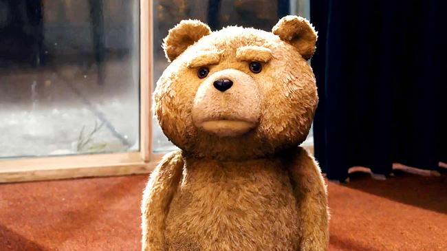 เท็ด (เสียงพากย์ของ เซ็ธ แม็คฟาร์เลน ในหนัง Ted)