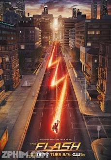 Người Hùng Tia Chớp - The Flash Season 1 (2014) Poster