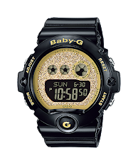 Jam Tangan Wanita Warna Hijau Casio Baby G : BGA-230-3B
