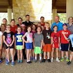 Third Grade Bible Retreat & Presentation 2014