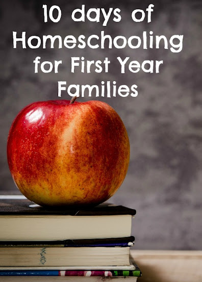 10 Days of Homeschooling For First Year Families Day 1 Laws