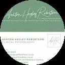 Ashton Robertson