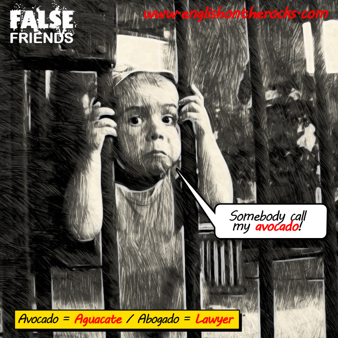 False Friends: Abogado