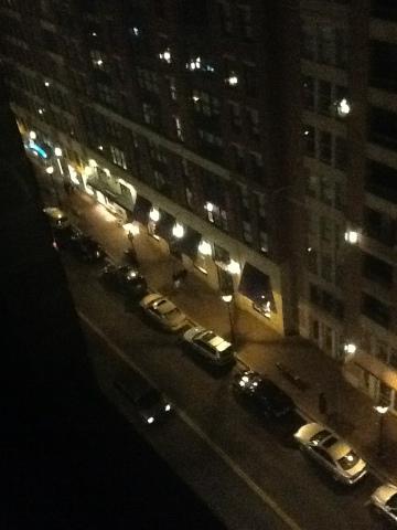 Hilton Garden Inn - Window View