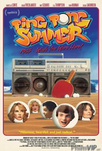 Bóng Bàn Mùa Hè - Ping Pong Summer poster