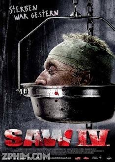 Lưỡi Cưa 4 - Saw 4 (2007) Poster