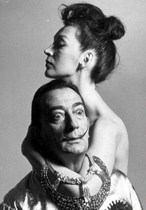 Escribiendo En Voz Alta A La Sombra De Salvador Dalí Gala