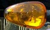 Ersatzglas für Miniblinker