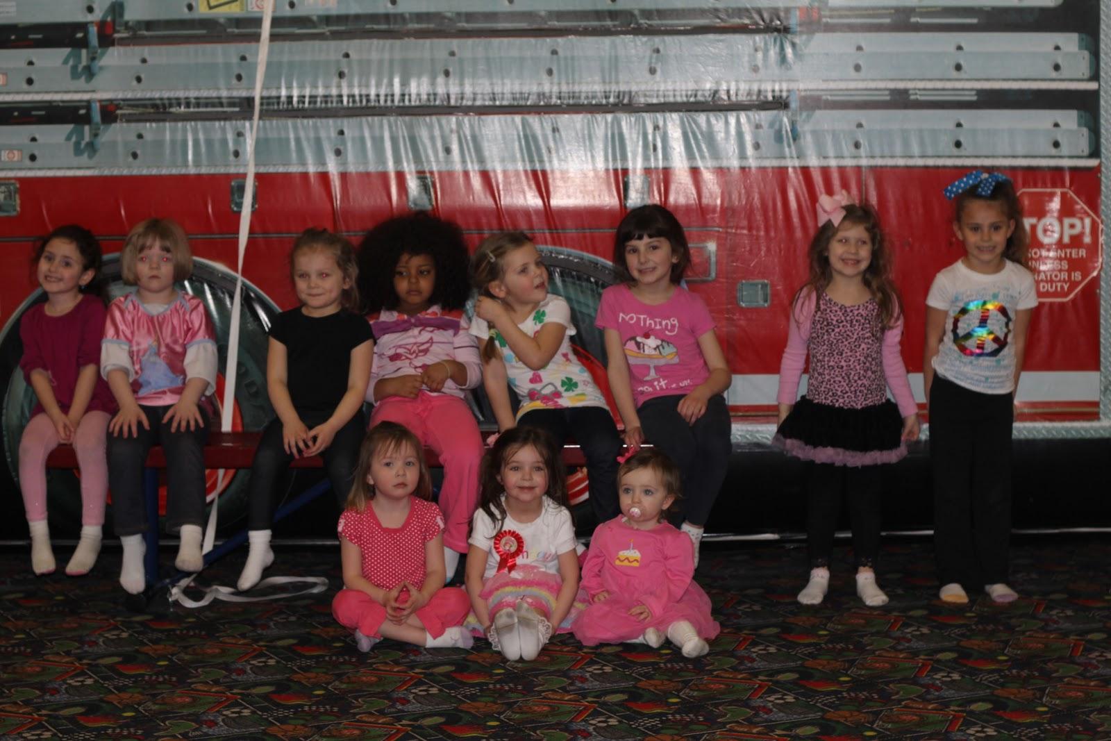 My Girls Riley S 4th Strawberry Shortcake Birthday Party