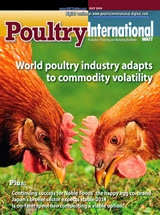Poultry International Magazine 07/2014 Cover