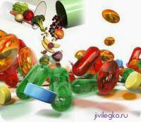 недостаток витамина В