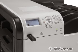 download driver HP LaserJet M712 Printer