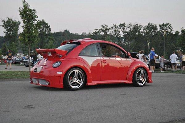 car modification new beetle. Black Bedroom Furniture Sets. Home Design Ideas