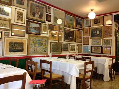 Burano, Trattoria da Romano, restaurant