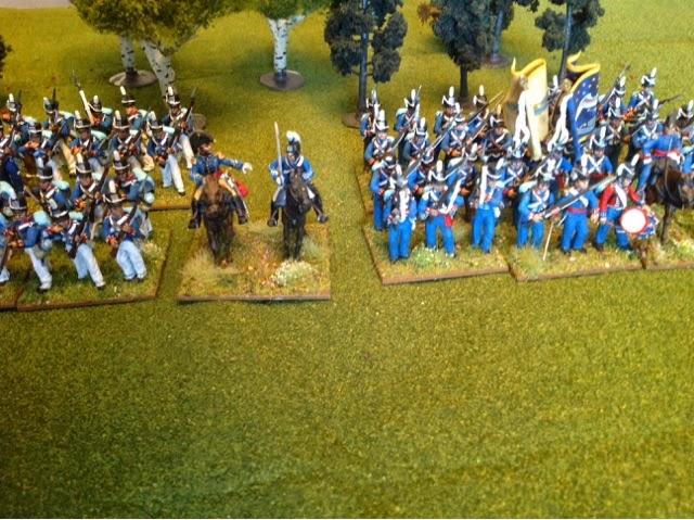 War of 1812 Wargaming Blog: American Line Infantry War of 1812
