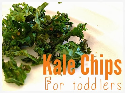 Kale Chips for Toddlers {And a Story of Wonderful Worldly Women}