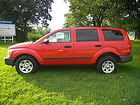 2005 Dodge Durango 4x4 SUV 4.7L V8 Red