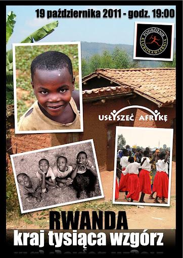 Rwanda - Klub Podróżnik