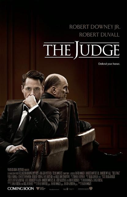 Ο Δικαστής (The Judge) Poster