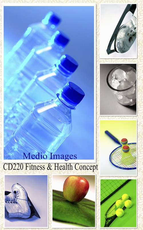 Medio Images: CD220 Fitness & Health Concept