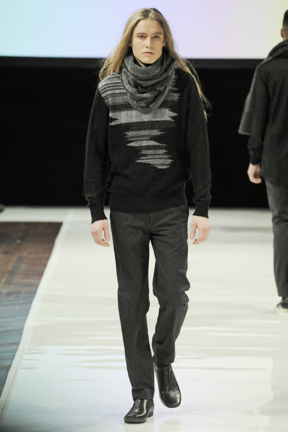 Placed by Gideon Autumn/Winter 2016 Collection [men's fashion]