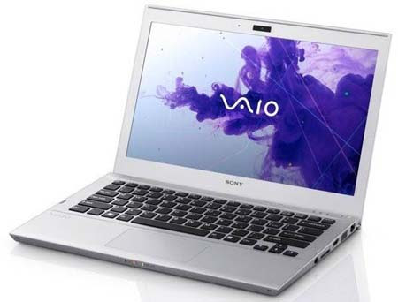 sony vaio t13 Sony VAIO T13 Review   An Ultraportable Laptop Coming in June