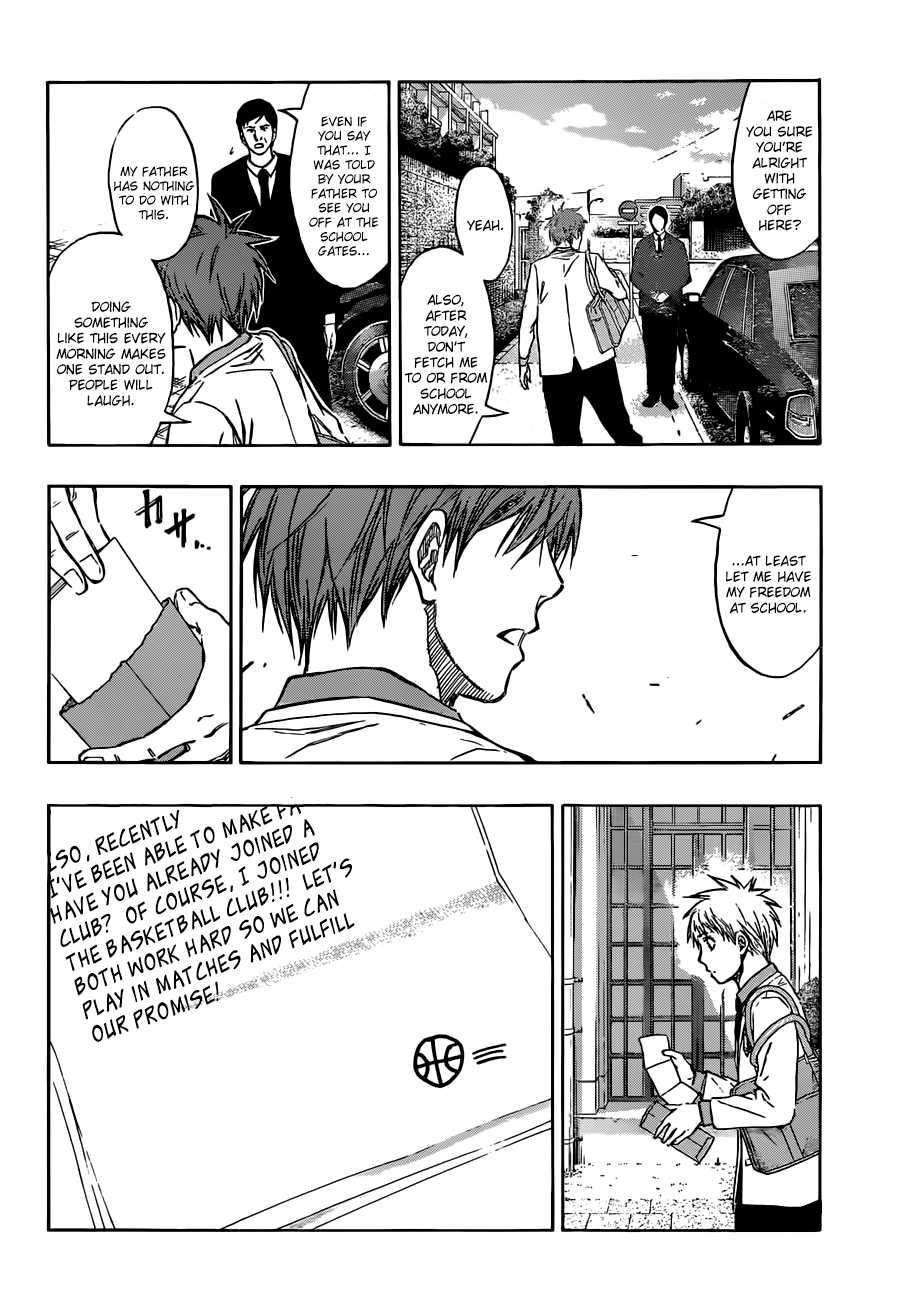 Kuroko no Basket Manga Chapter 204 - Image 10
